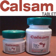 Calsam Tablet (Fight against osteoporosis)